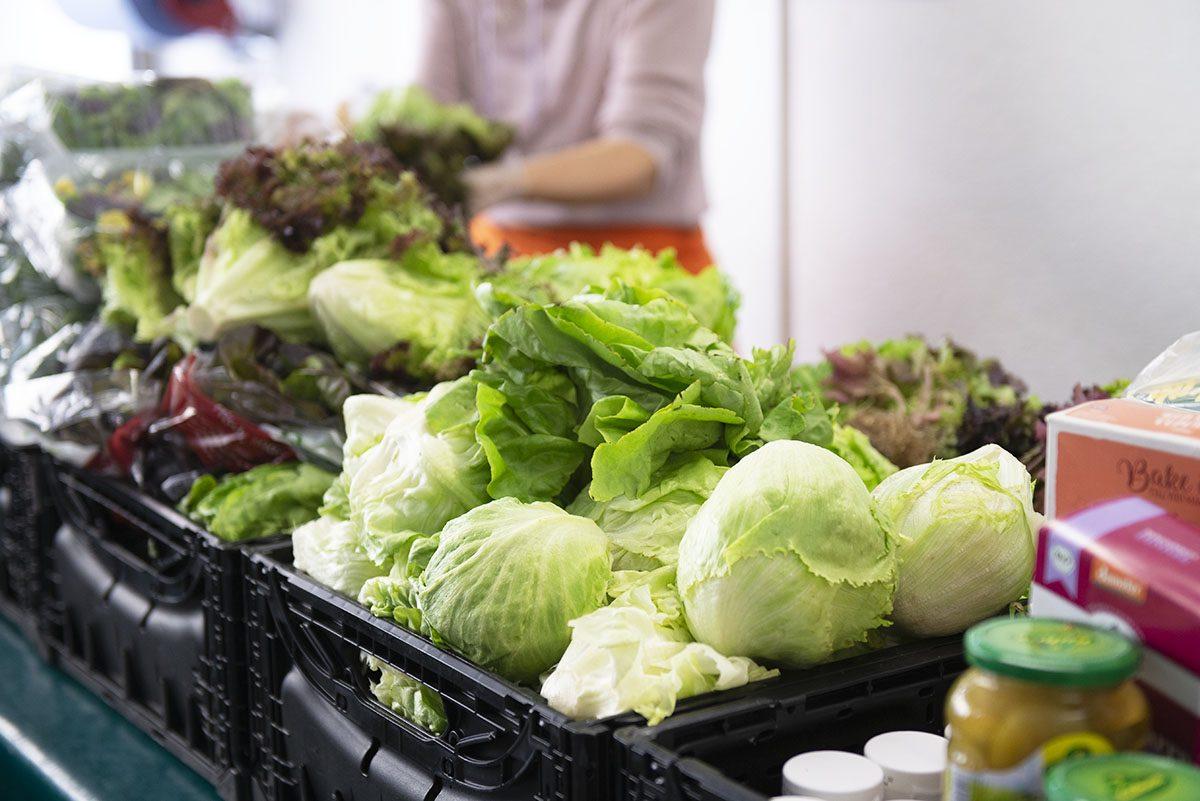 Langener Tafel Langen Dreieich Lebensmittel sammeln Geld spenden