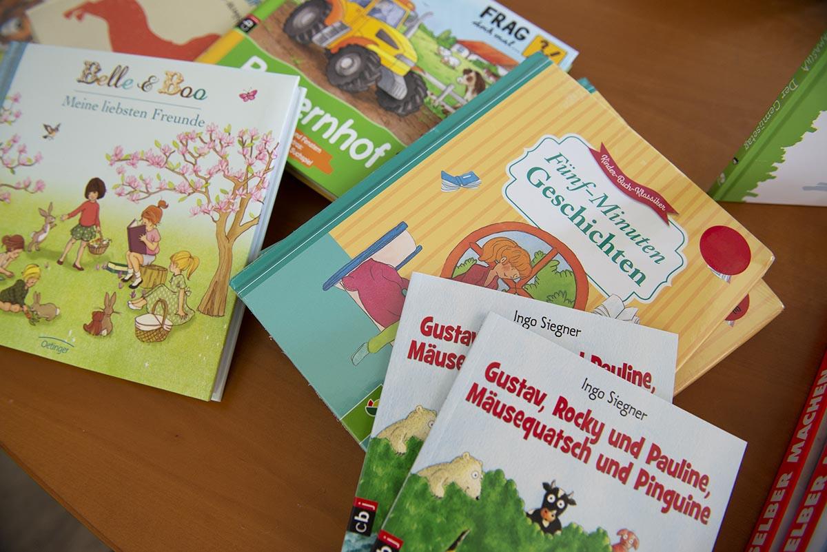 Langener Tafel Kulturstiftung Stascheit Selbst.Los! Kinder- und Jugendbücher Spende
