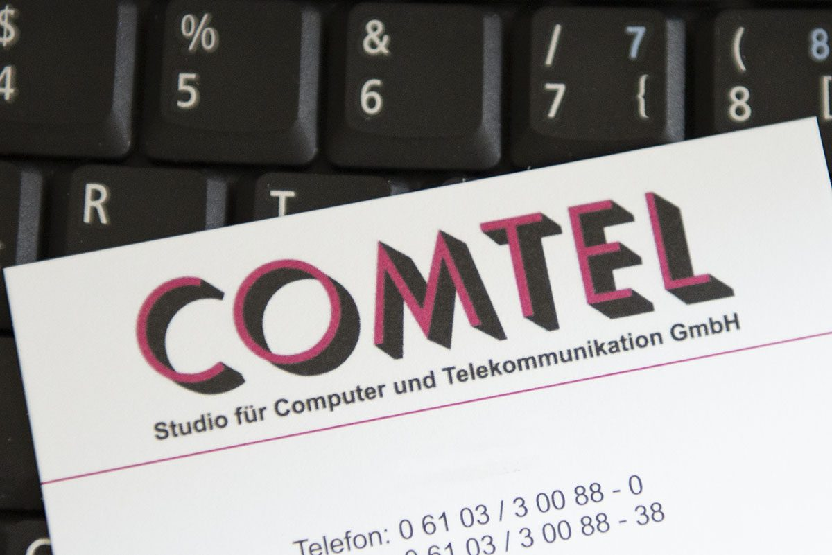 Langener Tafel COMTEL Studio für Computer und Telekommunikation hilft sofort